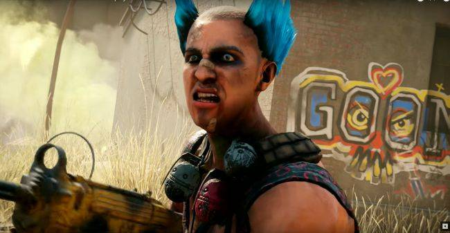 Rage 2 release date revealed in a new 'open world' trailer