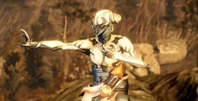 The next Warframe is a furious, punchy monk