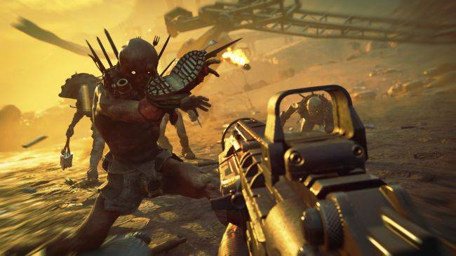 You can only pre-order Rage 2 for Bethesda's launcher right now, not Steam