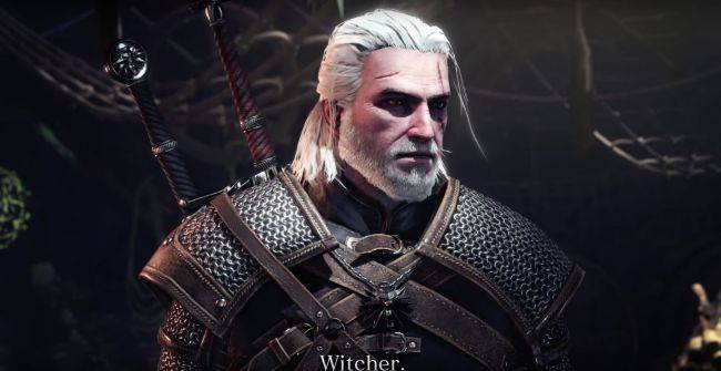 Play as Geralt in Monster Hunter: World with 2019's The Witcher 3 collaboration
