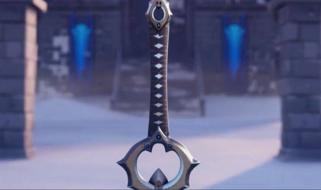 Swords are coming to Fortnite