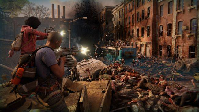 World War Z is coming to the Epic Store