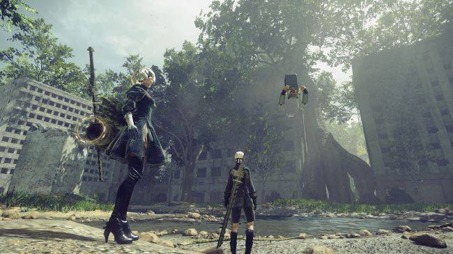 Nier: Automata Game of the YoRHa Edition launches in February