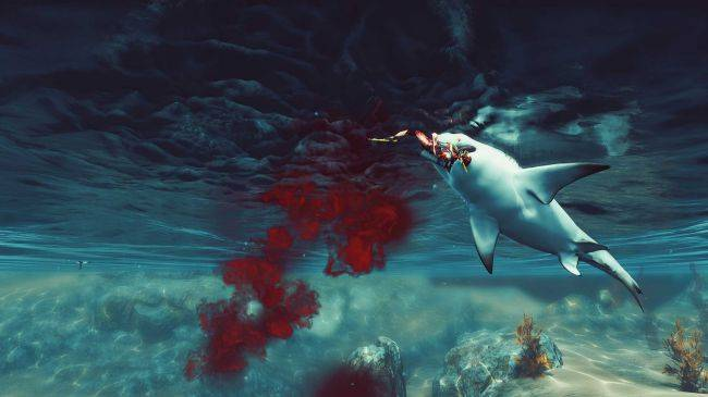 Maneater, Tripwire's shark RPG, is another Epic Games Store exclusive