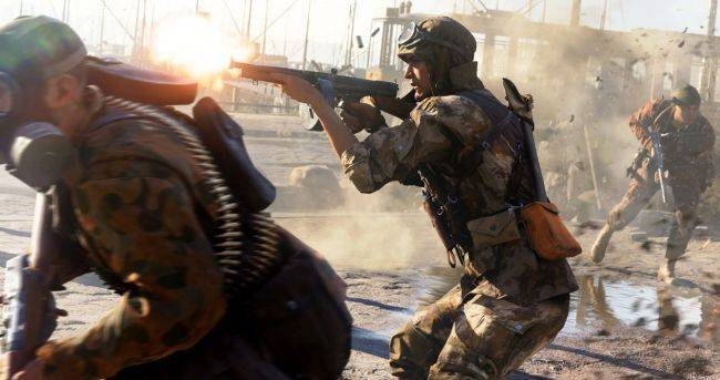 Battlefield 5 TTK changes will begin to roll out tomorrow