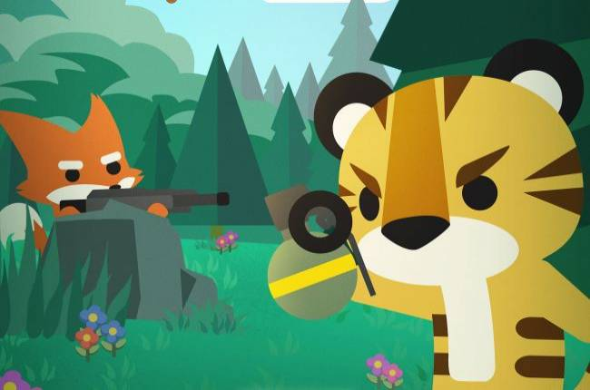 The cuddly yet violent Super Animal Royale is free to play for the next few days
