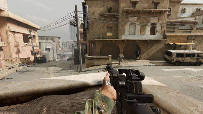 Insurgency: Sandstorm is very loud and out now