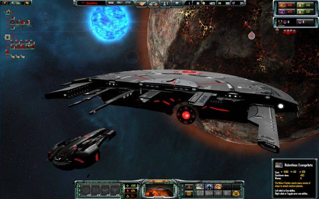 Sins of a Solar Empire: Rebellion is still getting DLC after six years
