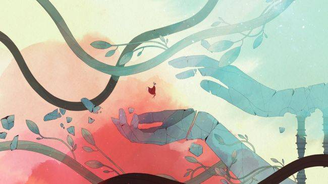Gris is a gorgeous platformer that's out now