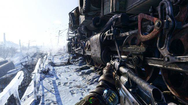 Metro Exodus brings its release date forward by a week