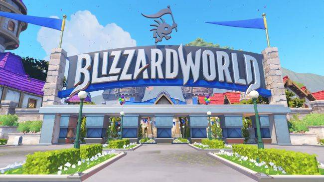 Overwatch's Blizzard World has been closed after it imprisoned players