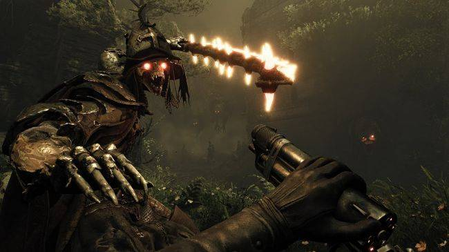 Witchfire, from the makers of Painkiller, is a supernatural shooter about witches and worse