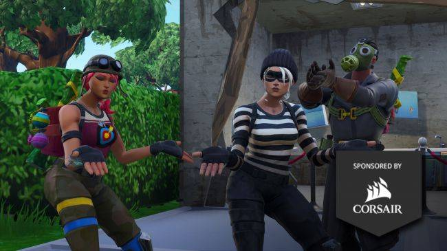 Where to find Fortnite's abandoned mansion and how to complete a dance off