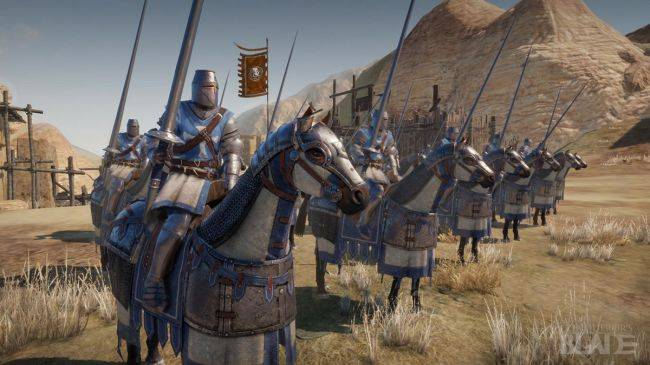 You've never sieged like you will in Conqueror's Blade
