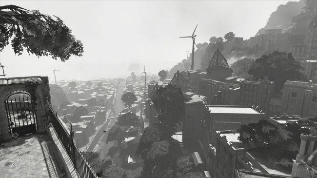 Free Dishonored 2 DLC makes the world black and white