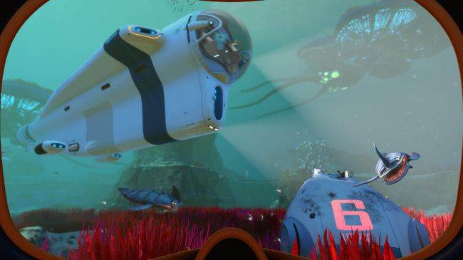 Subnautica is free until the holidays on the Epic Game Store