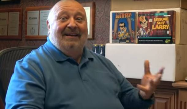 Activision forced Al Lowe to cancel his Leisure Suit Larry source code auctions