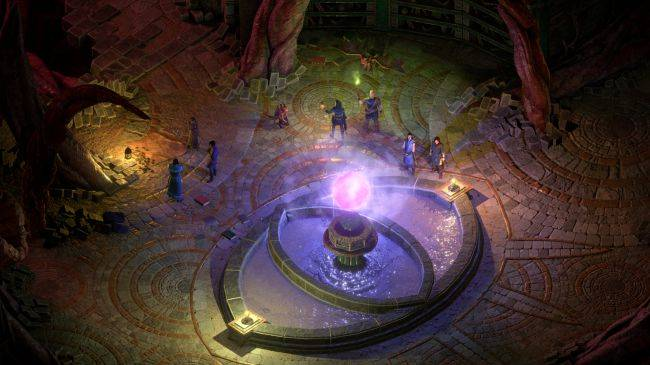 Pillars of Eternity 2's final DLC is a dungeon on the flesh of a god, out now