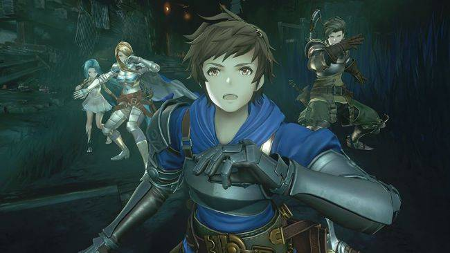 Platinum's PS4 RPG Granblue Fantasy Relink could well end up on PC
