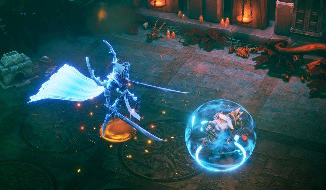 Pagan Online's heroes hack and slash their way through a new trailer