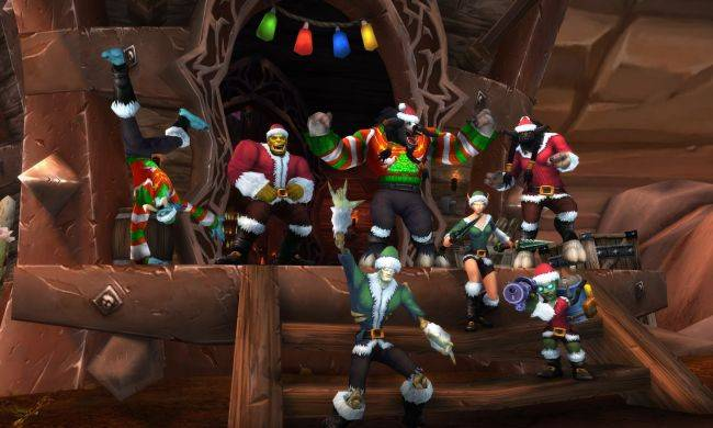 World of Warcraft's Feast of Winter Veil includes a seasonal quest, decor, and more