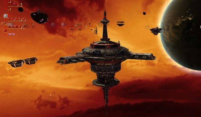 Sins of a Solar Empire: Rebellions is free on Steam