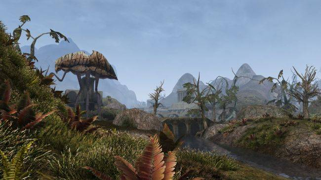 Morrowind looks better than ever with this AI-enhanced texture mod