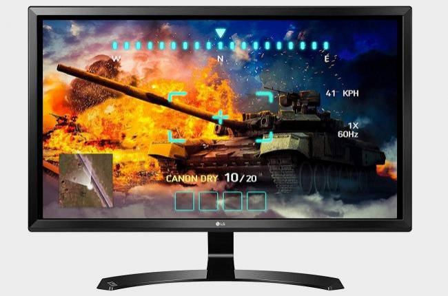 This 4K FreeSync IPS monitor from LG is just $300 right now
