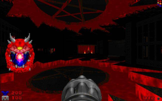 John Romero has been streaming his forthcoming new Doom episode