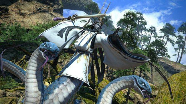 Final Fantasy 14 update 4.5 has a release date and, more importantly, includes Mahjong