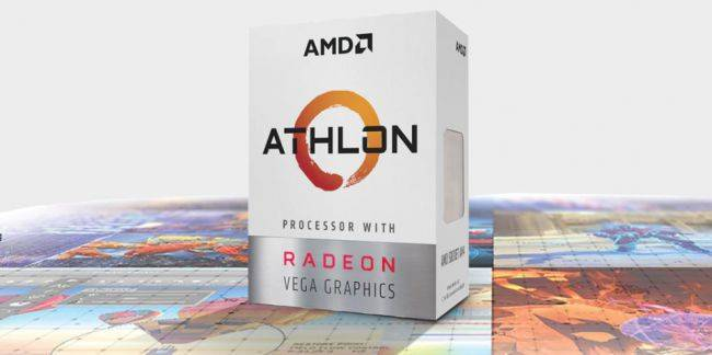 AMD launches two more affordable Athlon CPUs with Vega graphics