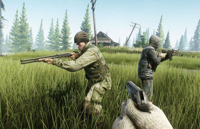 Escape From Tarkov trailer shows off new underground lab location and scary scav boss