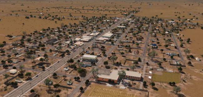 Watch this Cities: Skylines small-town Texas build, complete with stories about its citizens
