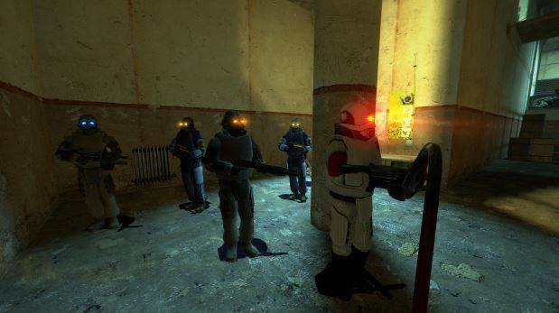 This Half-Life 2 combat rework mod was 9 years in the making