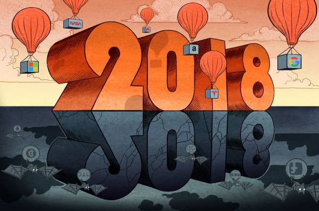 2018: The Winners and Losers