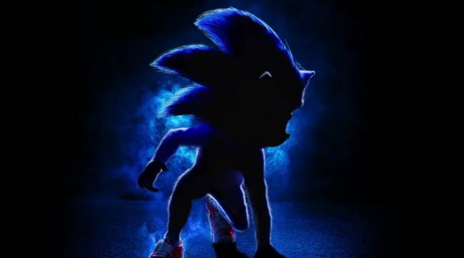 Sonic the Hedgehog Redesign Shown in Latest Movie Teaser