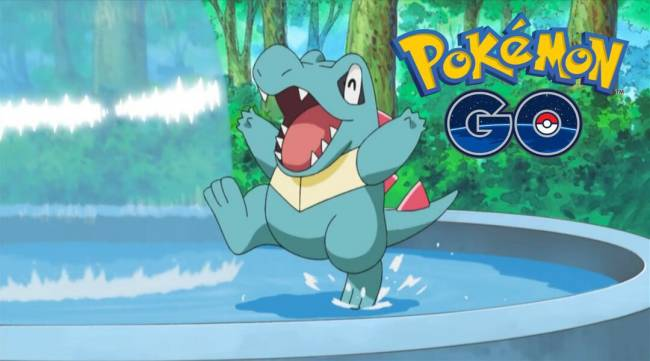 Pokemon GO January 2019 Community Day to Feature Totodile?