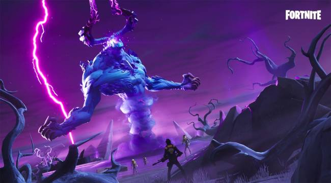 Fortnite Storm King Special Event Rewards Detailed