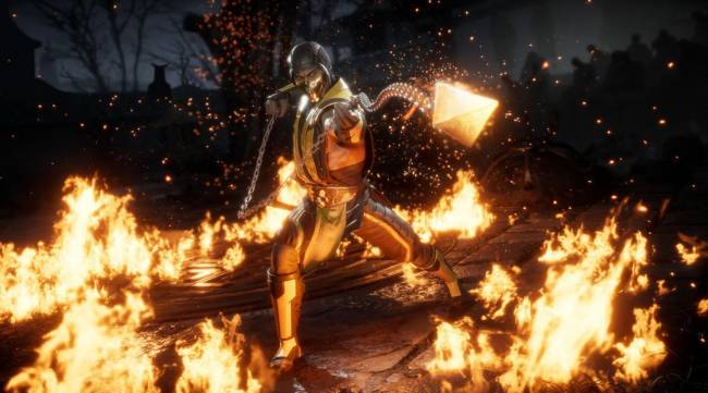 Mortal Kombat 11 Listing Details Shao Kahn, Kombat Pass, and More