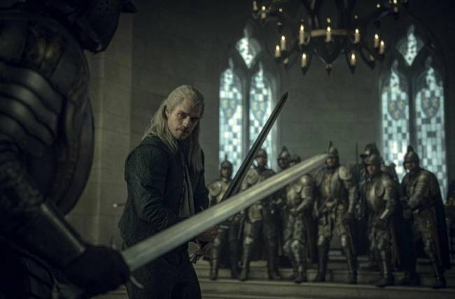 A Look Inside Netflix's New Witcher Series