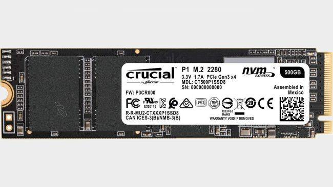 Today's best SSD deal: this Crucial P1 500GB SSD is only $53, its lowest price ever