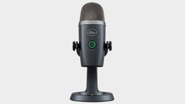 Save $30 on this great (and tiny) standing microphone, the Blue Yeti Nano