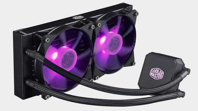 For $64, this 240mm Cooler Master liquid cooler is a great Cyber Monday deal