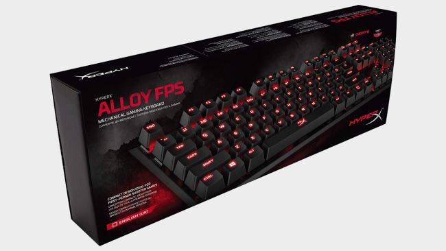 This budget gaming keyboard from HyperX is just $60, and well worth a Black Friday buy