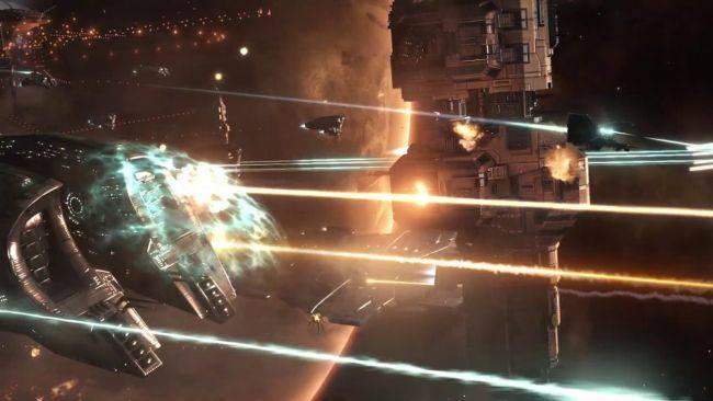 EVE Online's mobile spin-off, EVE Echoes, is now open beta