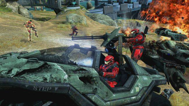 Halo: Reach will let you bypass anti-cheat so you can use mods