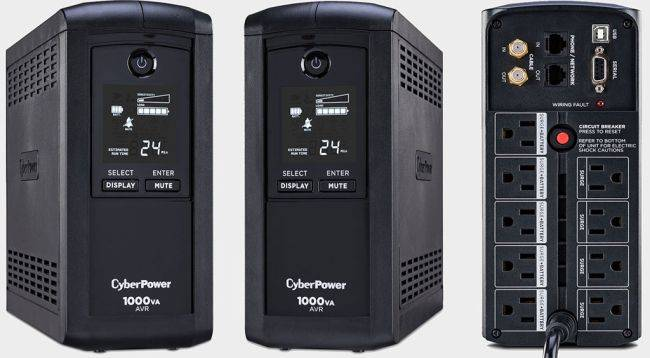 Grab this battery backup deal and protect your PC from power outages for $80