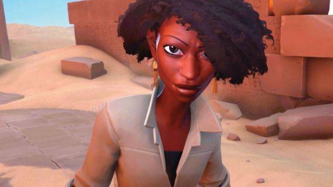In the Valley of Gods is officially on hold as Campo Santo works on Valve projects