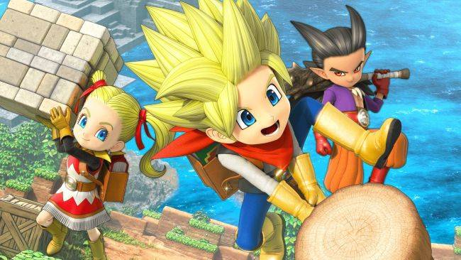 Dragon Quest Builders 2 has a 'jumbo demo' available right now