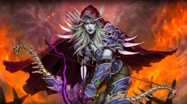 Sylvanas Windrunner is coming to Hearthstone as a new Hero skin